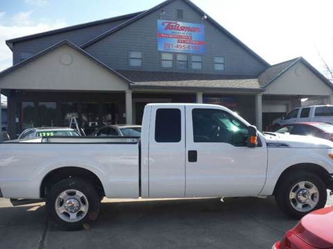 2012 Ford F-250 Super Duty for sale at Talisman Motor Company in Houston TX