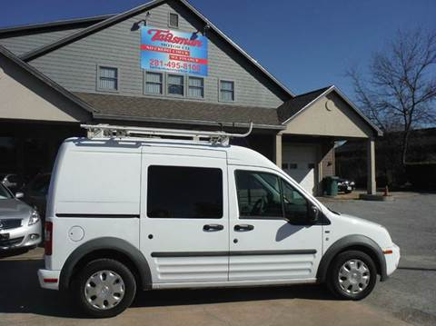 2011 Ford Transit Connect for sale at Talisman Motor Company in Houston TX