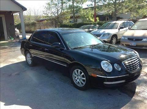 2008 Kia Amanti for sale at Talisman Motor Company in Houston TX