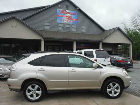 2006 Lexus RX 330 for sale at Talisman Motor Company in Houston TX