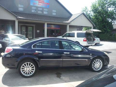 2007 Saturn Aura for sale at Talisman Motor Company in Houston TX