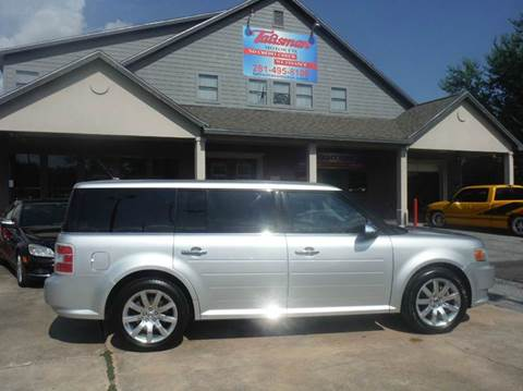 2010 Ford Flex for sale at Talisman Motor Company in Houston TX