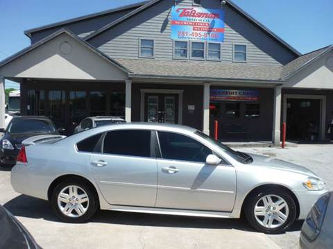 2011 Chevrolet Impala for sale at Talisman Motor Company in Houston TX