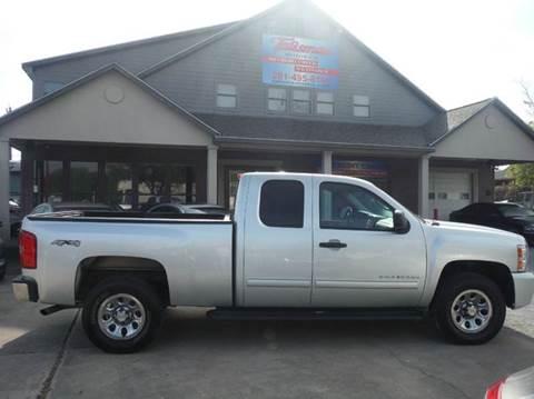 2011 Chevrolet Silverado 1500 for sale at Talisman Motor Company in Houston TX