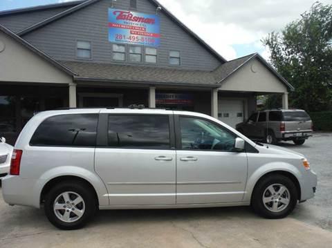 2010 Dodge Grand Caravan for sale at Talisman Motor Company in Houston TX