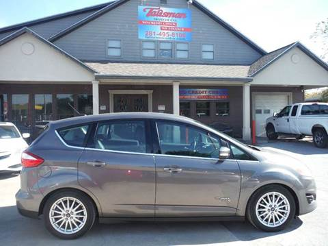 2013 Ford C-MAX Energi for sale at Talisman Motor Company in Houston TX