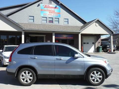 2009 Honda CR-V for sale at Talisman Motor Company in Houston TX