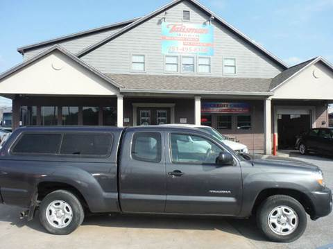 2009 Toyota Tacoma for sale at Talisman Motor Company in Houston TX