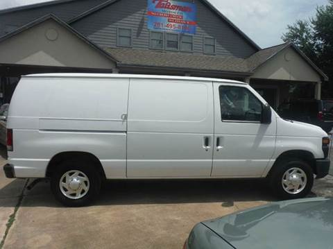 2012 Ford E-Series Cargo for sale at Talisman Motor Company in Houston TX
