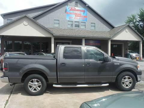 2008 Ford F-150 for sale at Talisman Motor Company in Houston TX