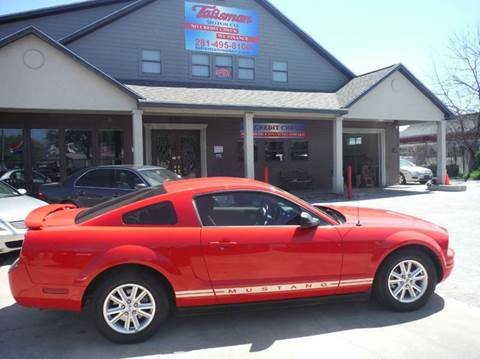 2006 Ford Mustang for sale at Talisman Motor Company in Houston TX