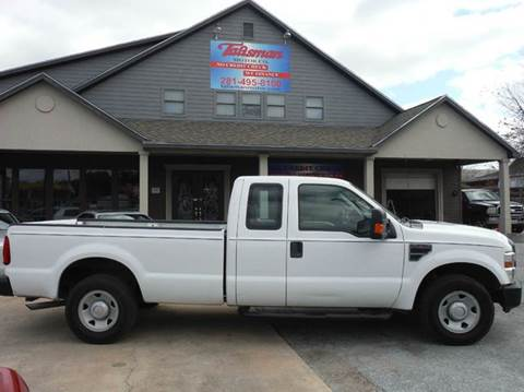 2010 Ford F-250 Super Duty for sale at Talisman Motor Company in Houston TX