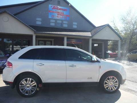 2008 Lincoln MKX for sale at Talisman Motor Company in Houston TX
