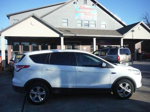 2013 Ford Escape for sale at Talisman Motor Company in Houston TX