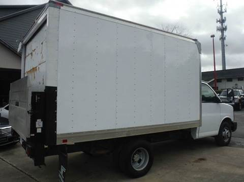 2012 Chevrolet Express Cutaway for sale at Talisman Motor Company in Houston TX