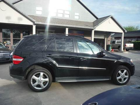 2008 Mercedes-Benz M-Class for sale at Talisman Motor Company in Houston TX