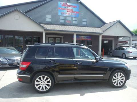 2011 Mercedes-Benz GLK for sale at Talisman Motor Company in Houston TX