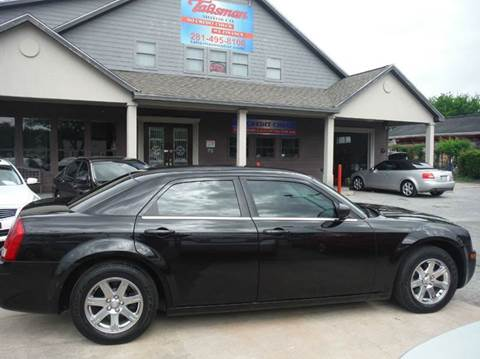 2007 Chrysler 300 for sale at Talisman Motor Company in Houston TX