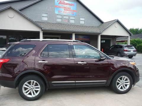 2011 Ford Explorer for sale at Talisman Motor Company in Houston TX