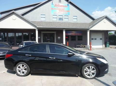 2011 Hyundai Sonata for sale at Talisman Motor Company in Houston TX
