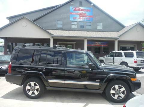 2006 Jeep Commander for sale at Talisman Motor Company in Houston TX
