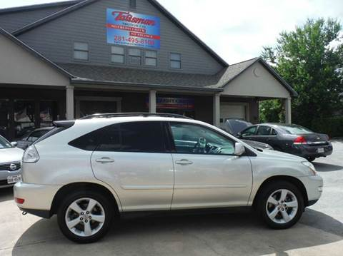 2007 Lexus RX 350 for sale at Talisman Motor Company in Houston TX