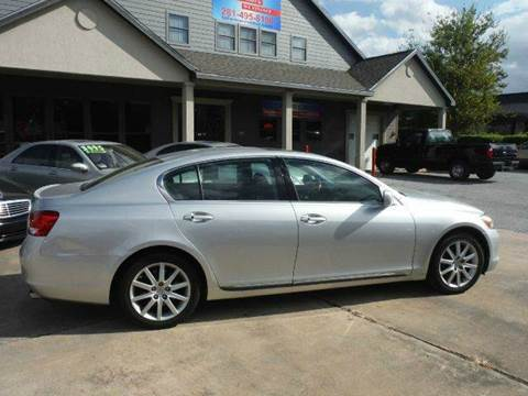 2006 Lexus GS 300 for sale at Talisman Motor Company in Houston TX