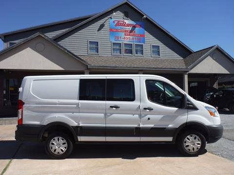 2016 Ford Transit Cargo for sale at Talisman Motor Company in Houston TX