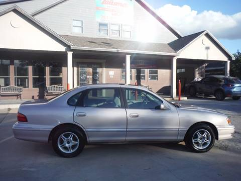 1999 Toyota Avalon for sale at Talisman Motor Company in Houston TX