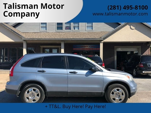 Buy Here Pay Here Houston >> Talisman Motor Company Car Dealer In Houston Tx