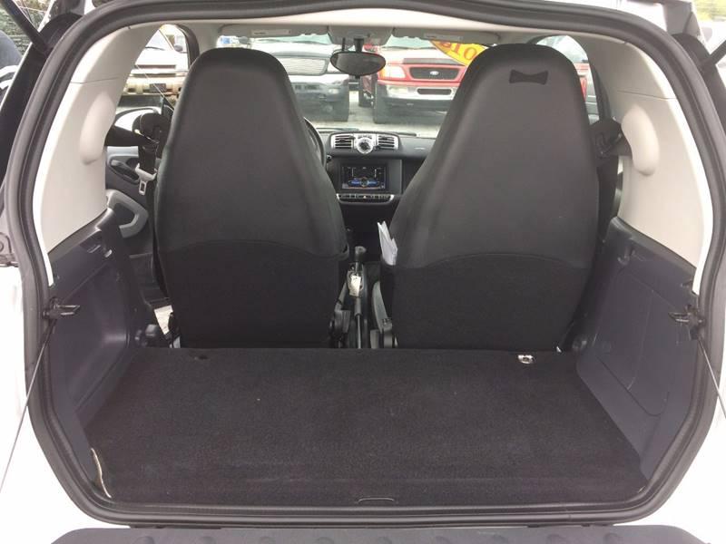 2014 Smart fortwo pure 2dr Hatchback - Atlanta GA