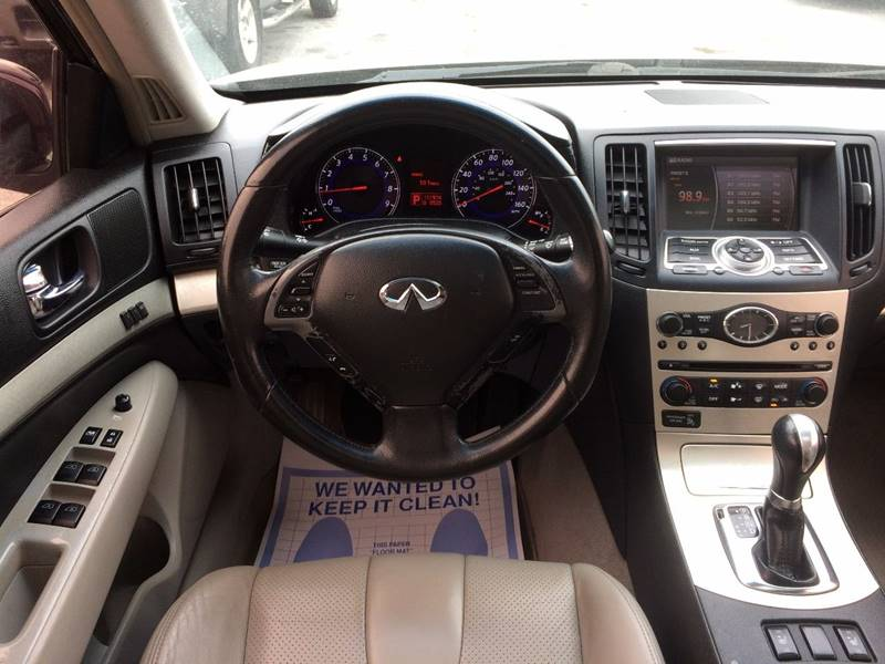 2007 Infiniti G35 Sport 4dr Sedan (3.5L V6 5A) - Atlanta GA