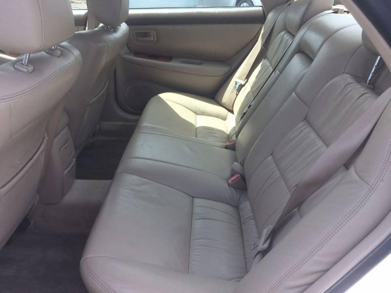 2000 Lexus ES 300 4dr Sedan - Atlanta GA