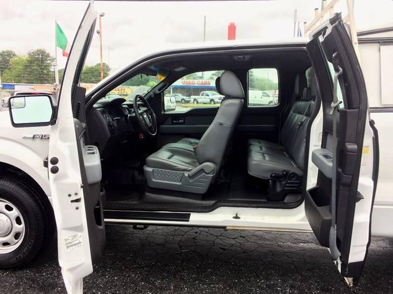 2013 Ford F-150 4x2 XLT 4dr SuperCab Styleside 8 ft. LB - Atlanta GA