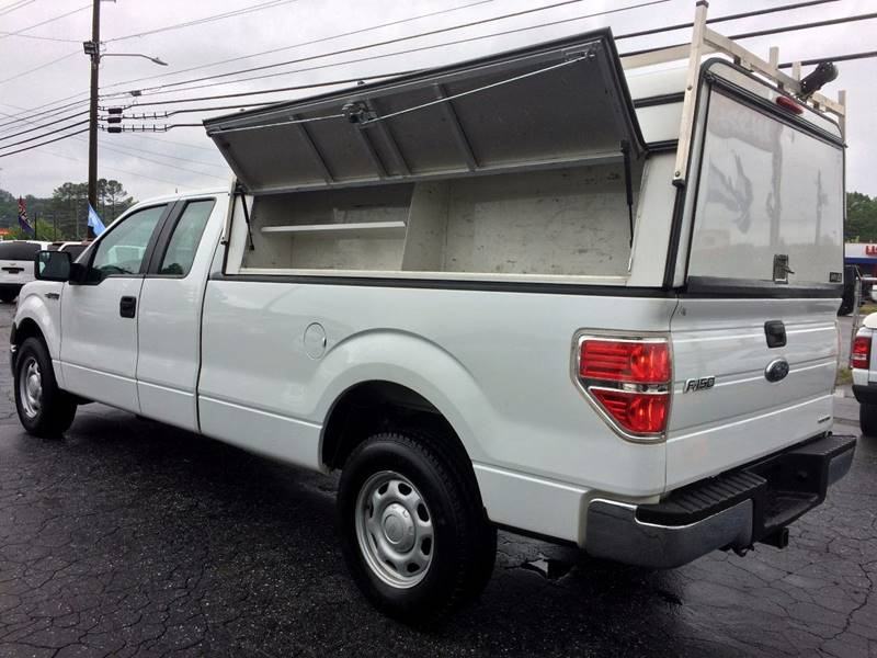 2013 Ford F-150 4x2 XLT 4dr SuperCab Styleside 8 ft. LB - Atlanta GA