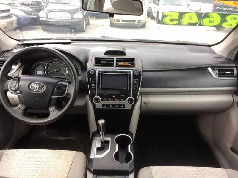 2012 Toyota Camry LE 4dr Sedan - Atlanta GA