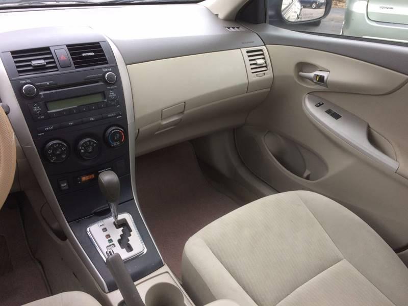 2010 Toyota Corolla S 4dr Sedan 5M - Atlanta GA