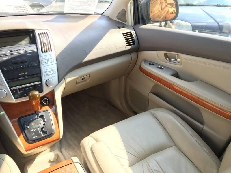 2004 Lexus RX 330 4dr SUV - Atlanta GA