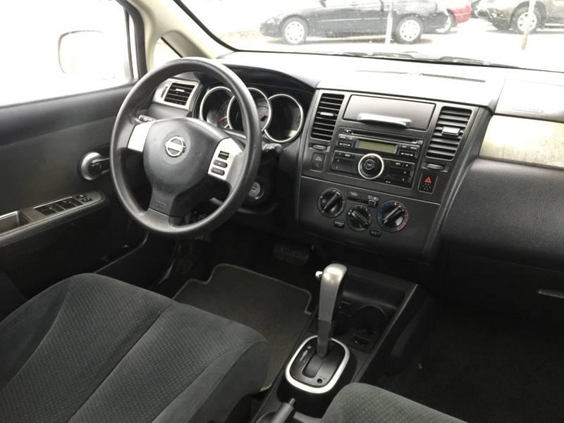 2012 Nissan Versa 1.8 S 4dr Hatchback 4A - Atlanta GA