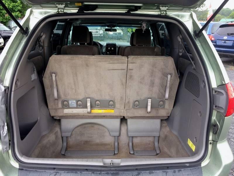 2010 Toyota Sienna CE 7-Passenger 4dr Mini-Van - Atlanta GA