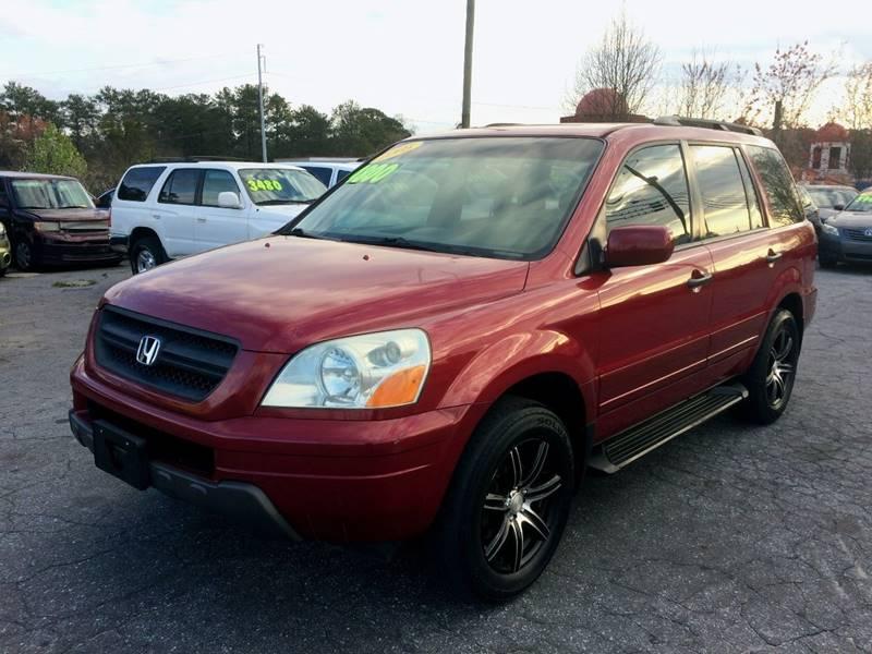2005 Honda Pilot EX-L 4dr 4WD SUV w/Leather - Atlanta GA