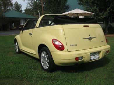 2007 Chrysler PT Cruiser for sale in Lexington, NC