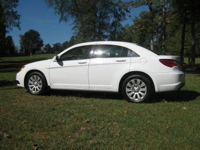2012 Chrysler 200 for sale in Lexington, NC