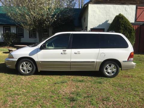 2002 Ford Windstar for sale at March Motorcars in Lexington NC