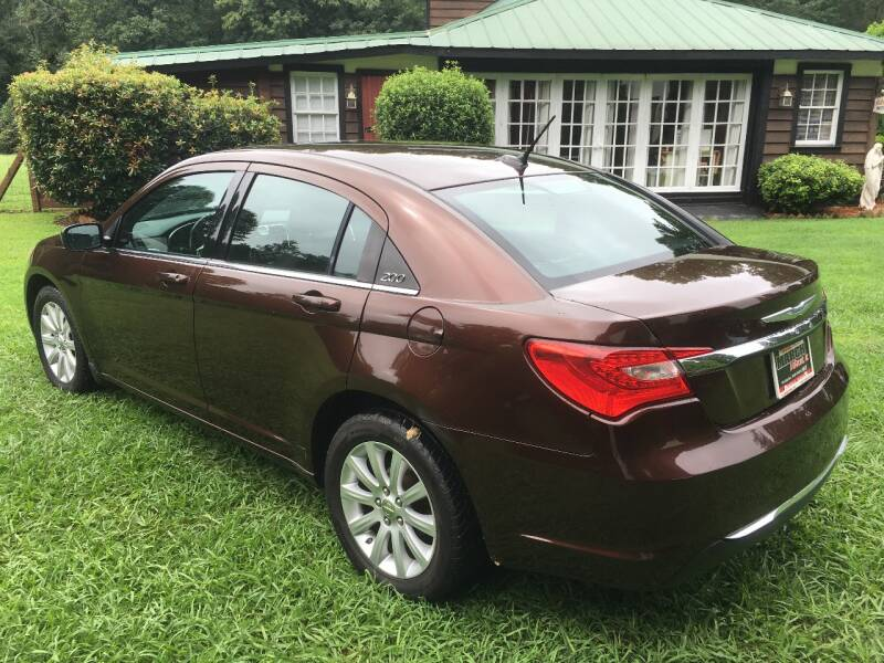 2013 Chrysler 200 for sale at March Motorcars in Lexington NC
