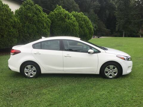 2017 Kia Forte for sale at March Motorcars in Lexington NC