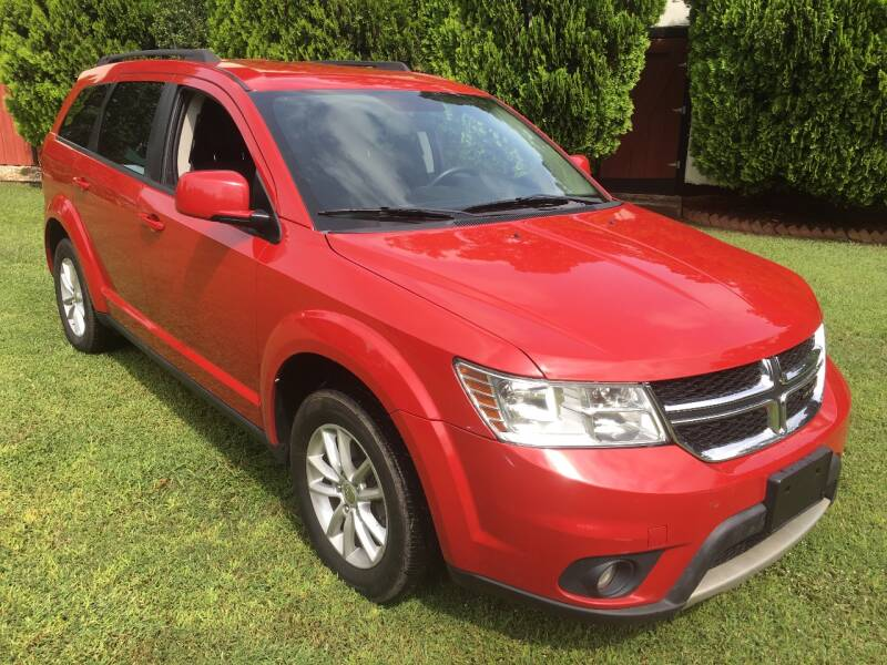 2017 Dodge Journey for sale at March Motorcars in Lexington NC