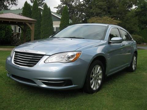 2013 Chrysler 200 for sale in Lexington, NC