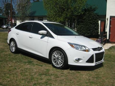 2012 Ford Focus for sale in Lexington, NC
