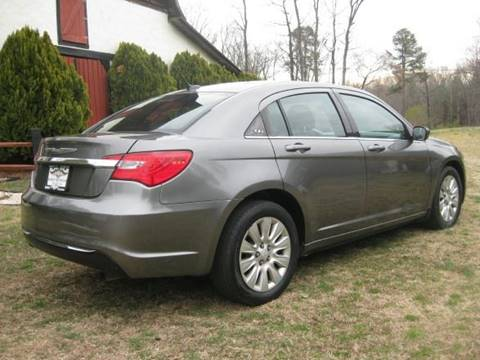 2012 Chrysler 200 for sale in Lexington, NC